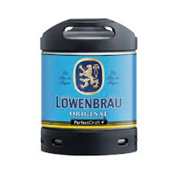FUSTO 6 LT LOWENBRAU ORIGINAL